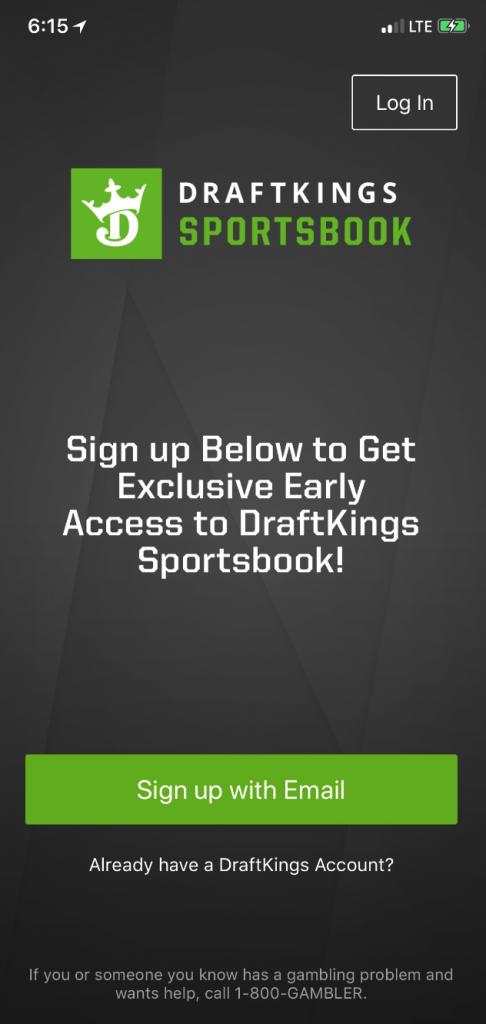 DraftKings NJ Sportsbook App
