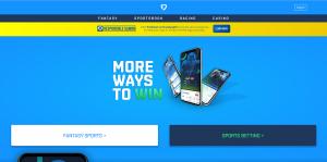 FanDuel Homepage