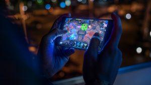 Us mobile gaming
