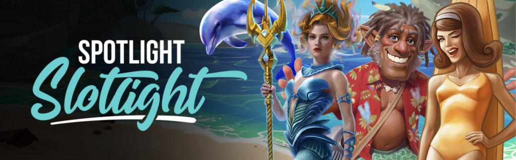 Mohegan Sun online casino - Weekly Spotlight Promo