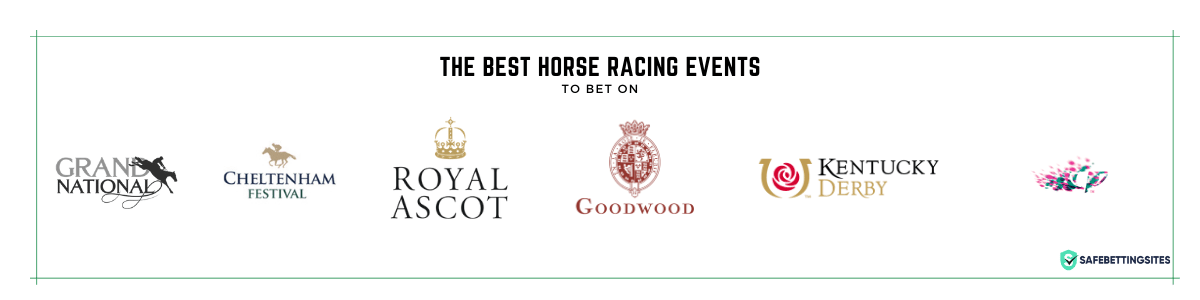 Best Horse Racing Events to bet on