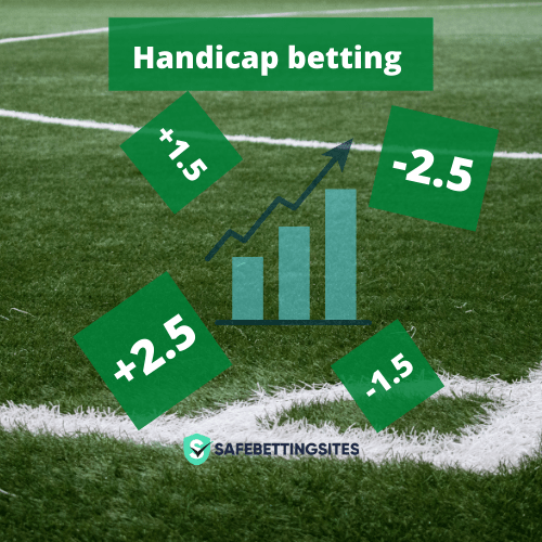 What is handicap betting