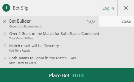 request a bet UK