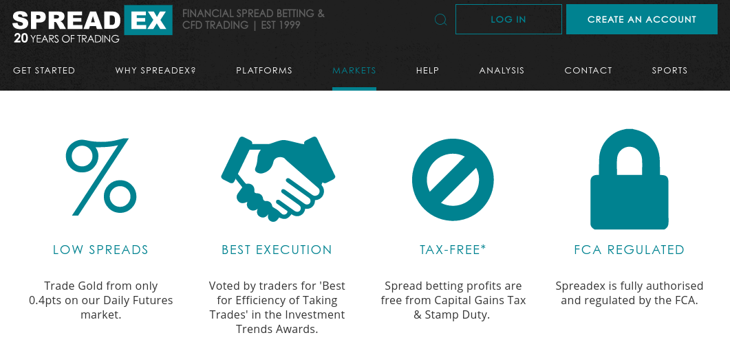 how does financial spread betting work?