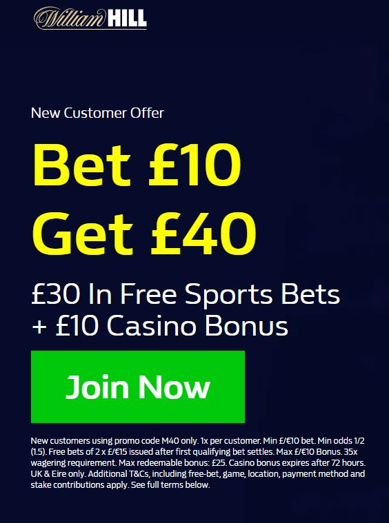 William Hill sign up offer-min